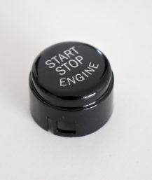 BMW F Serijos variklio užvedimo start / stop mygtuko dangtelis