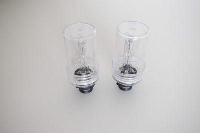 Xenon lemputės D2S 6000K