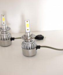 H7 LED lemputės