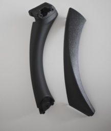 BMW E90 E91 juoda vidaus rankenėlė