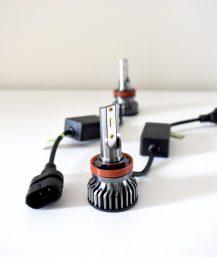 H8 / H9 / H11 / LED lemputės