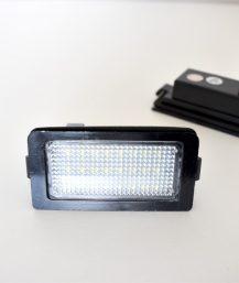 BMW E38 LED numerių apšvietimo lemputės