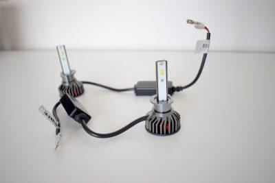 H1 LED lemputės 6000K