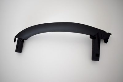 BMW F15 X5 / F16 X6 juoda vidaus rankenėlė